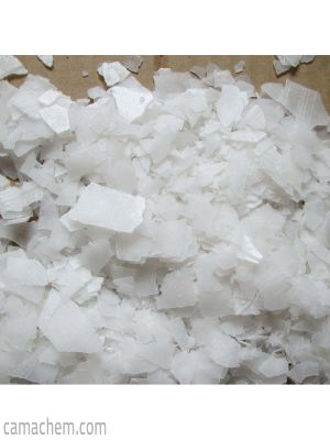 Caustic Soda 99% / Sodium Hydroxide 99% (Flakes) For Sale | Camachem