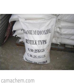 Titanium Oxide Rutile Pigment CR-350 (Chloride) - Plastics