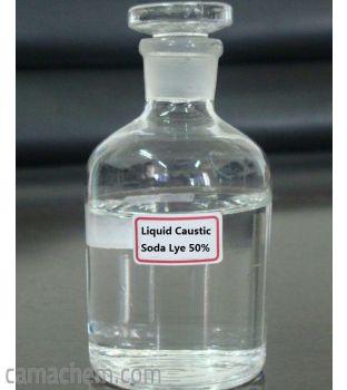 Liquid Caustic Soda Lye 50% / Sodium Hydroxide Lye 50%