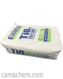 Rutile Titanium Dioxide 94% (Sulfate R-298)- Paints and Coatings