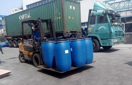 Camachem Loading Chemicals