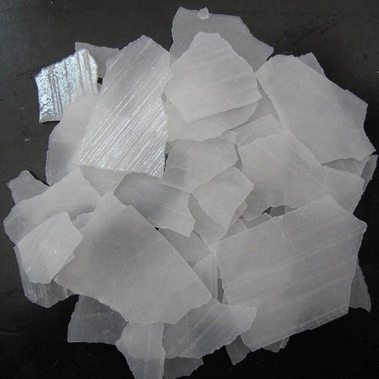 Caustic Soda Flakes.