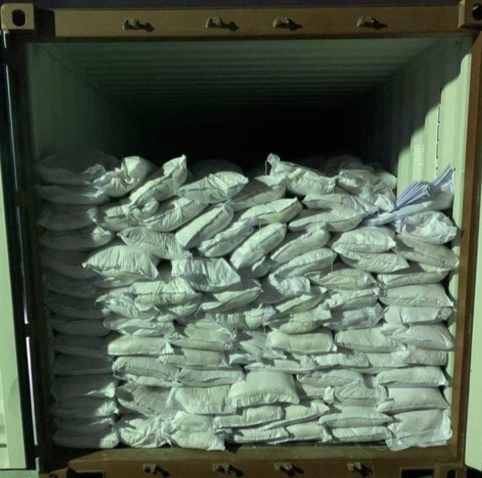 Magnesium Sulfate ready to be shipped!