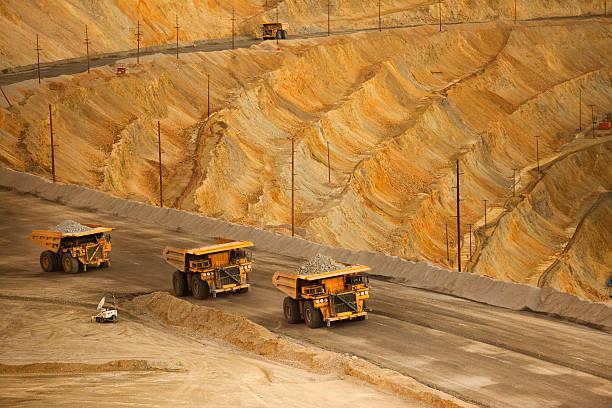 Our Client, Copper Mine Supplier