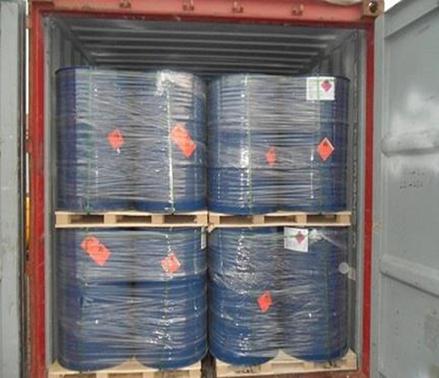 Methyl Isobutyl Carbinol/MIBC in Shipping Process