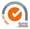 Chemicals for Sale have SGS ISO 9001 Certification
